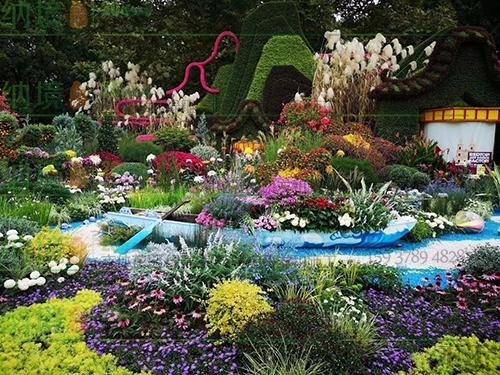 纳境园林总结菊花展都有哪些